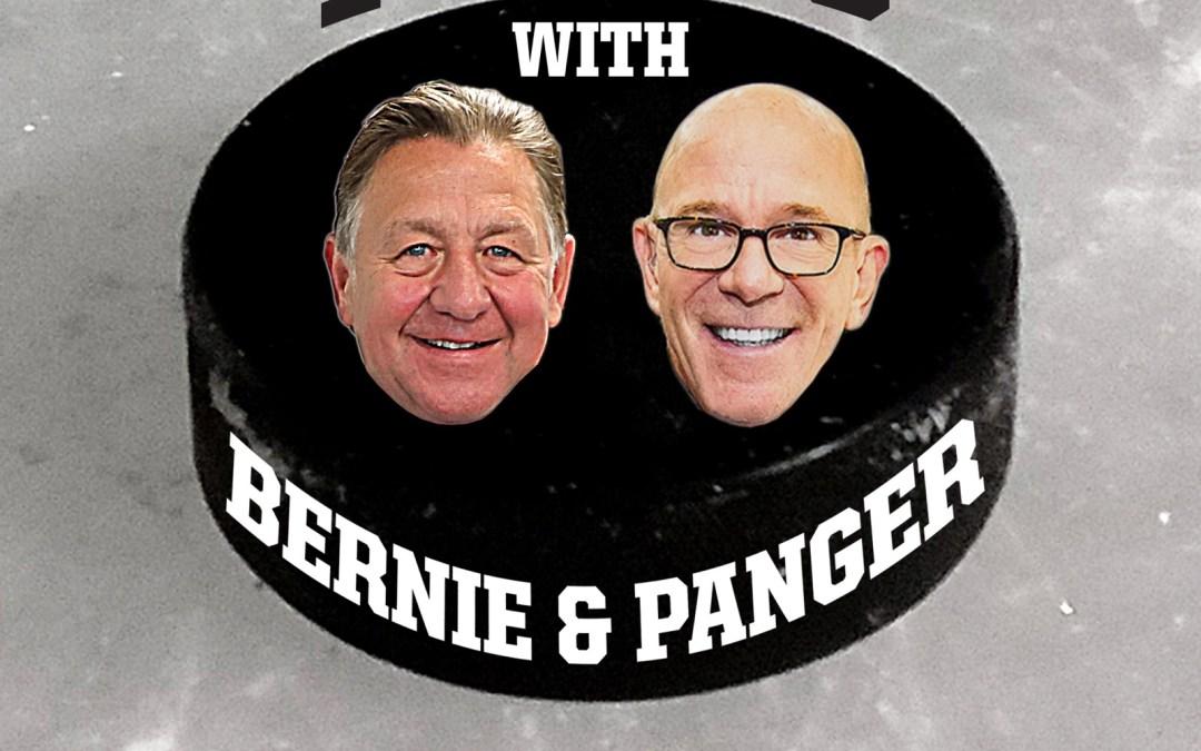 Pucks with Bernie & Panger – Episode 23 – Uncertain times, Little hockey, Little fun