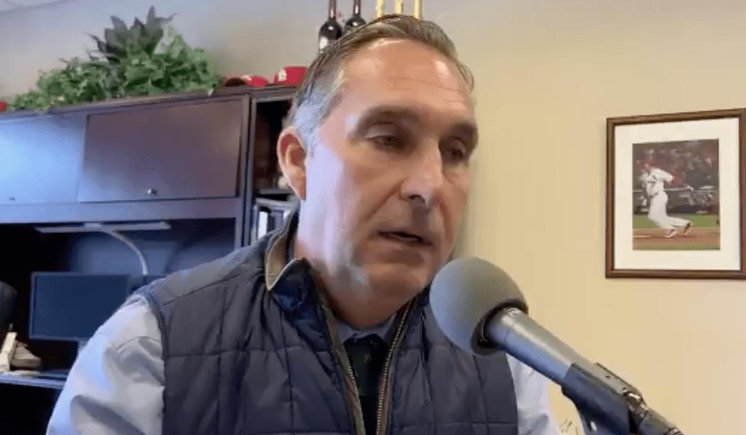 John Mozeliak: Off-Season Plans, Changes to Baseball, Coaches and More
