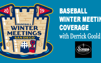 Winter Meetings Coverage with Derrick Goold – December 9, 2019