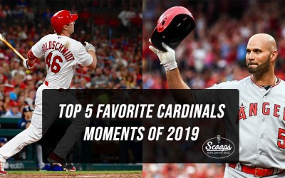 Top 5 Favorite Cardinals Moments of 2019