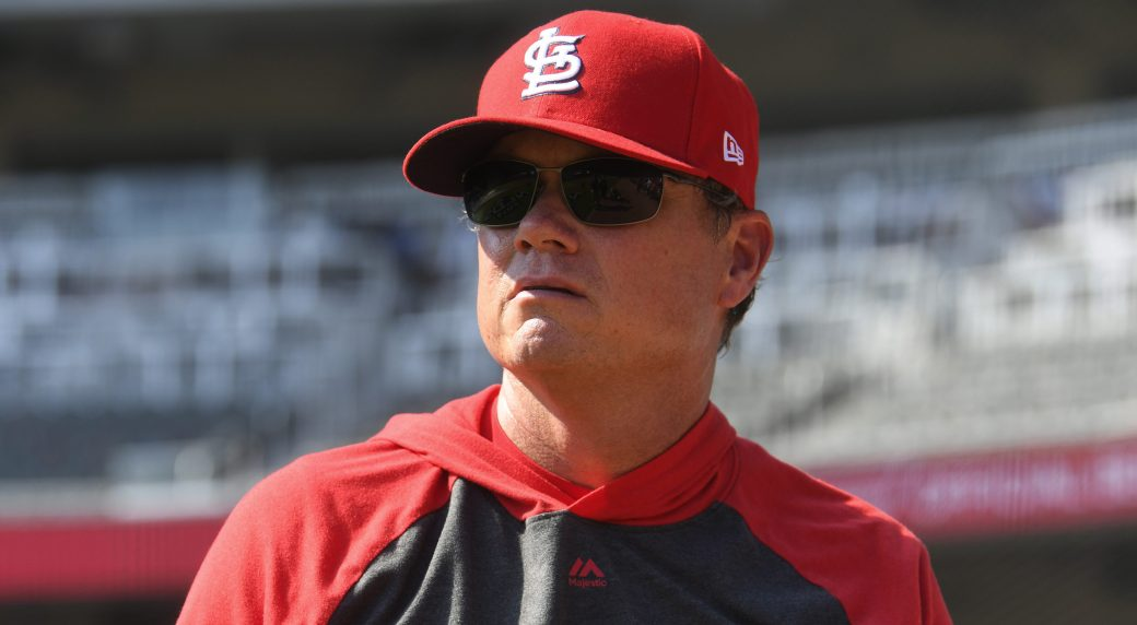 Mike Shildt – Spring Training 2020