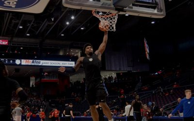 Billikens see plenty of silver linings in tough loss at number 6 Dayton