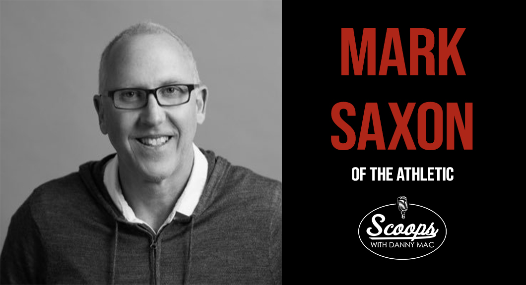 Mark Saxon of The Athletic – July 23, 2020