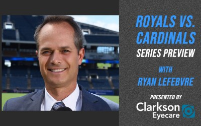 Ryan Lefebvre – Royals Series Preview – August 24, 2020