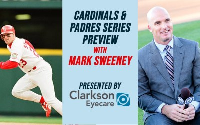 Mark Sweeney – Former Cardinal turned Padres Analyst on Wild Card Round