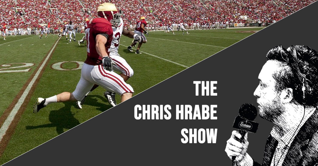 College Football, Playoffs and NBA Camp: The Chris Hrabe Show Ep. 39