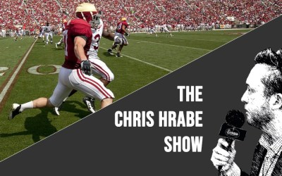 Football Friday with Rob Fischer & Ben Heisler: The Chris Hrabe Show Ep. 9