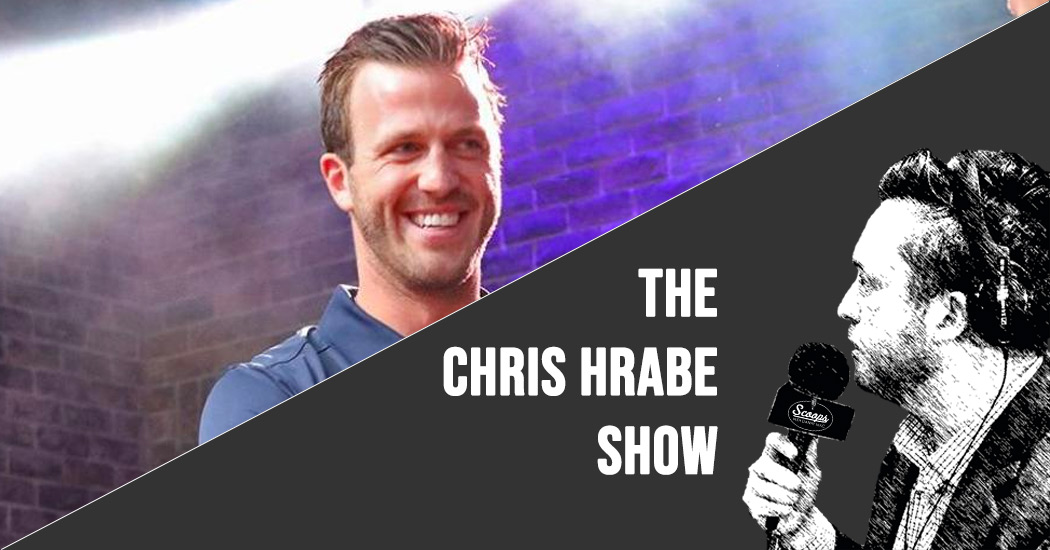 Joey Vitale on NHL Season, Thanksgiving: The Chris Hrabe Show Ep. 38