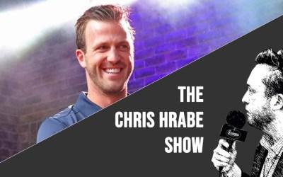 Joey Vitale on NHL Season, Thanksgiving: The Chris Hrabe Show Ep. 38