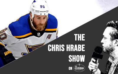 Danny Mac on Blues Return, Cards Winter Warm up and TV Show: The Chris Hrabe Show Ep. 68