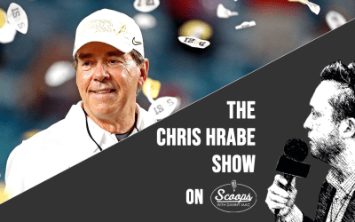 Alabama Dynasty and Sports Media: The Chris Hrabe Show Ep. 65