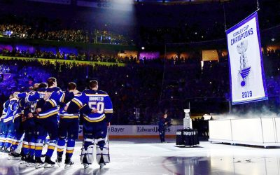 Bernie: As A New NHL Season Begins, The Blues Are The No. 1 Sports Team In Town