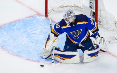 Bernie: For The Blues To Go Far, Jordan Binnington Must Bounce Back And Show The Way