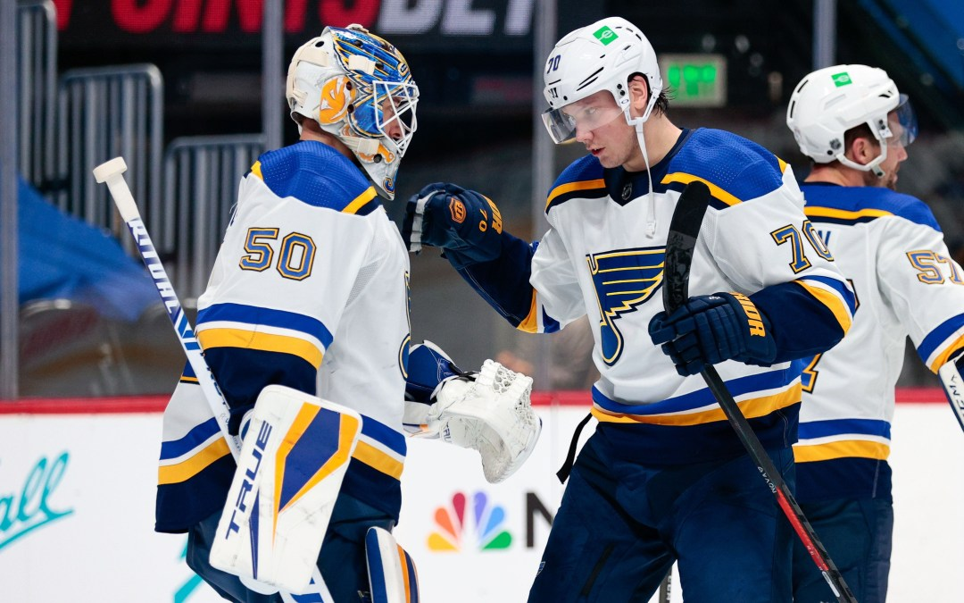 Bernie: This Just In! Blues Refuse To Concede Division To The Avalanche; Colorado's Stanley Cup Parade Put On Hold