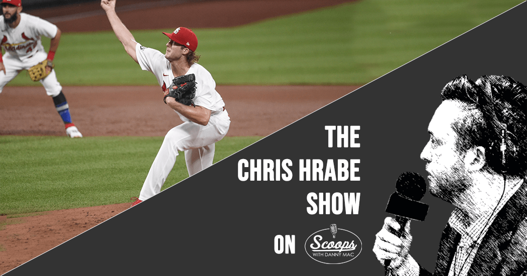 Cardinals Pitcher Jake Woodford: The Chris Hrabe Show Ep. 87