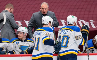 Bernie On The Blues: A Fading Team Is In Dire Need of Goals, Goals, And More Goals.