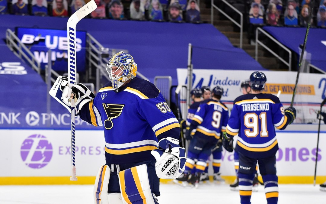Bernie On The Blues: Can A Revitalized Jordan Binnington Save A Season On The Brink?