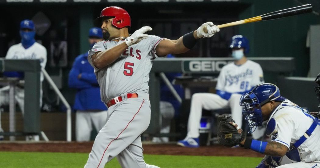 Bernie Bits: Checking In On Pujols And Former Cards, A Surprising Development For Tony La Russa, Blues Lineup + Notes