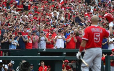BERNIE: An Unhappy Ending For Pujols In Anaheim. But St. Louis Will Always Be Home Sweet Home.