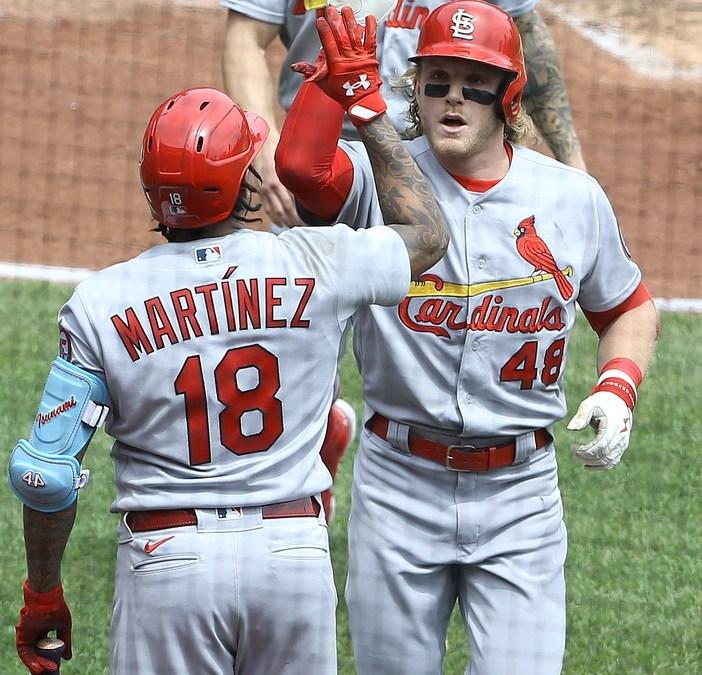 Bernie's Redbird Review: Cardinals Gain Traction, But Will Their Offense Slow Down At Busch Stadium?