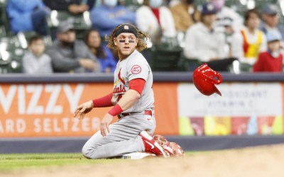 Bernie's Redbird Review: Stranger Things. Just Another Weird Night In The Cards-Brewers Rivalry.
