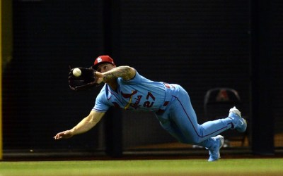 BERNIE: Patience Paying Off For Cardinals And Their All-Around StatCast Star, Tyler O'Neill.