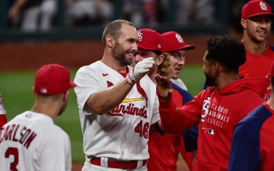 Bernie's Redbird Review: Starting Pitching Still Matters. And So Does The Classy Paul Goldschmidt.