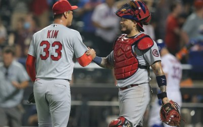 Bernie's Redbird Review: Cardinals Ride The Rollercoaster To The Top Of the No. 2 Wild Card Standings