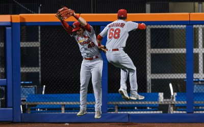 Bernie's Redbird Review: The Cardinals Are Playing And Competing Like A Really Good Baseball Team. Finally.