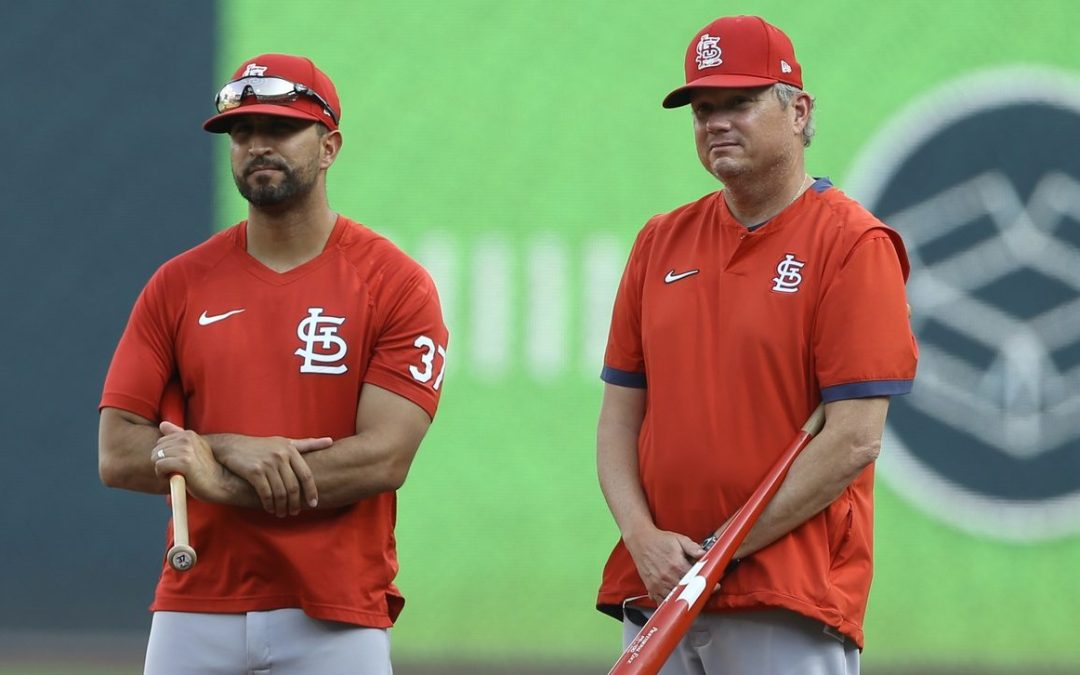 Bernie On The Cardinals: Oliver Marmol Is A Manager Made For These Times.