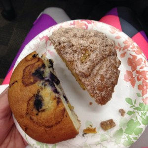 Baked goods are my religion.