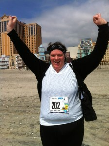 Beyond proud of myself post Atlantic City 7K