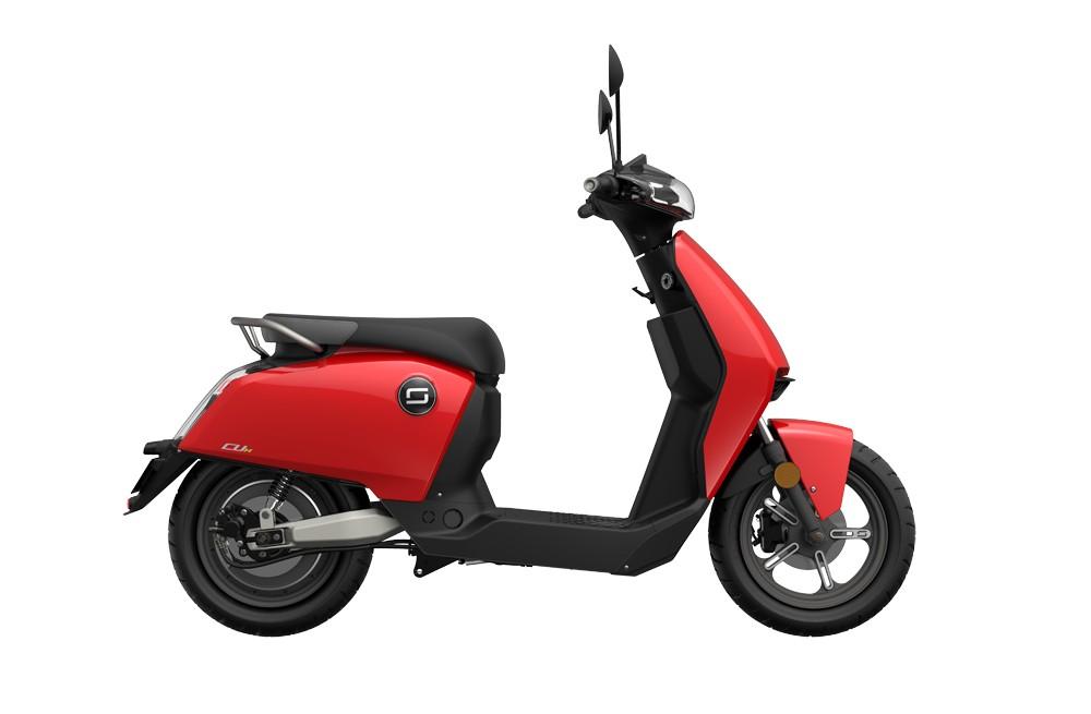 Super Soco CUx Electric Scooter