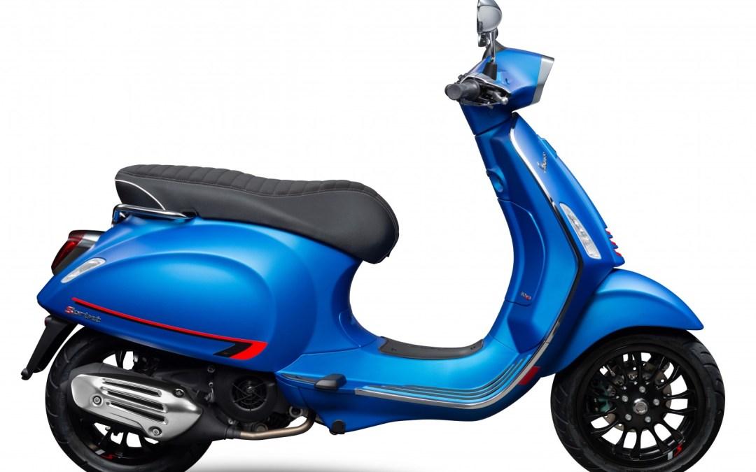 "Vespa Sprint ""Sport"" 150 iGet ABS"