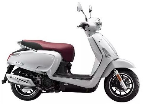 Kymco Like 150R ABS