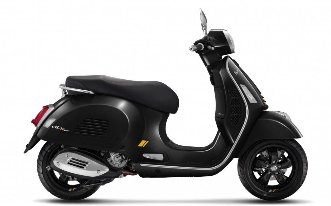 Vespa GTS 300 HPE Supertech