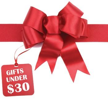 30 Gifts Under $30