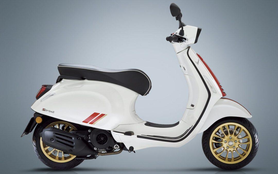 Vespa Sprint Racing 60s Limited Edition