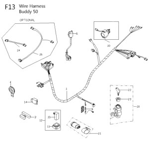 50cc Scooter Headlight Wiring • Wiring And Engine Diagram