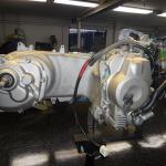 BV 350 ST engine