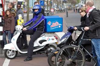 "Domino's Netherlands ""Safe Sound"""