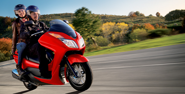Combi Brake Lever Needs Adjustment - The Honda PCX / Forza