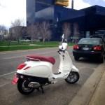ScooterFile First Ride - 2014 Vespa Primavera 150 3Vie 20