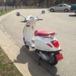 ScooterFile First Ride - 2014 Vespa Primavera 150 3Vie 22