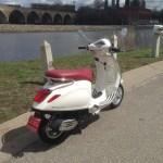 ScooterFile First Ride - 2014 Vespa Primavera 150 3Vie 3
