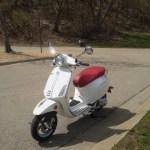 ScooterFile First Ride - 2014 Vespa Primavera 150 3Vie 5