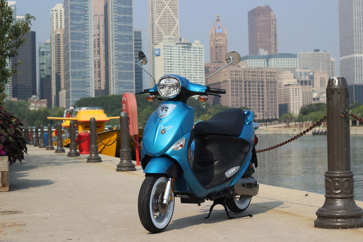Genuine Celebrates 10 Yrs Of Buddy With Giveaway Scooterfile