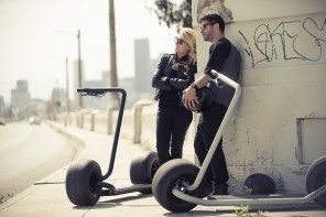 Video: Meet Stator, an Electric Stand Up Scooter Concept