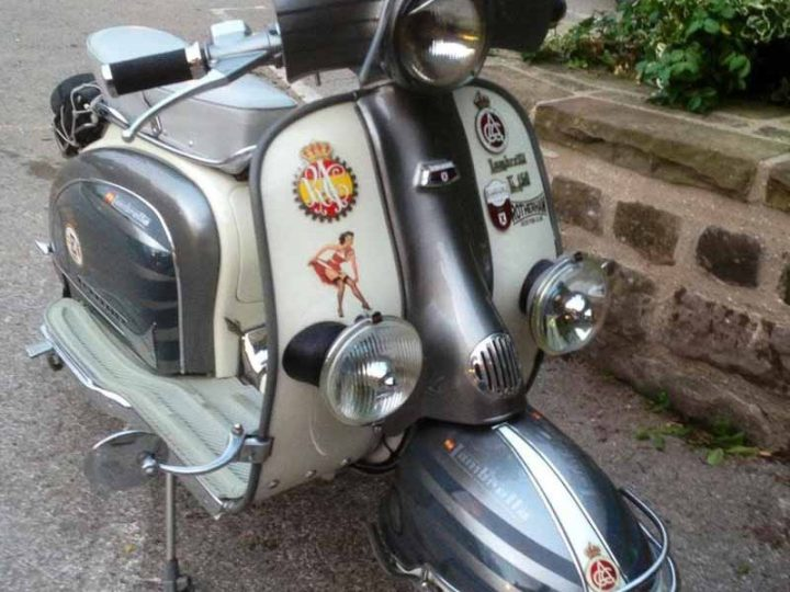 Lambretta Serial Number Search Page