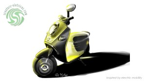 Mini E-Scooter Concept (3)